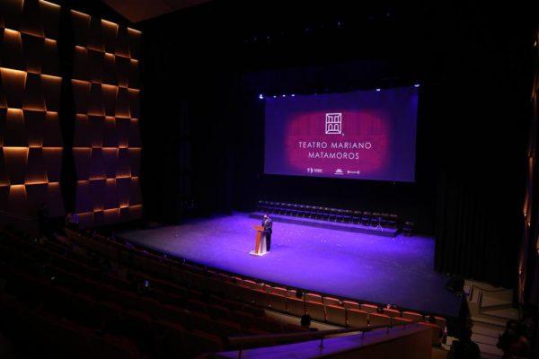 Abre sus puertas el Teatro Matamoros, nuevo ícono de las artes y la cultura de Michoacán