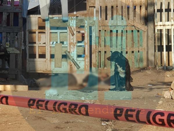 Pistoleros motorizados ultiman a un hombre en la colonia Revolución de Zamora
