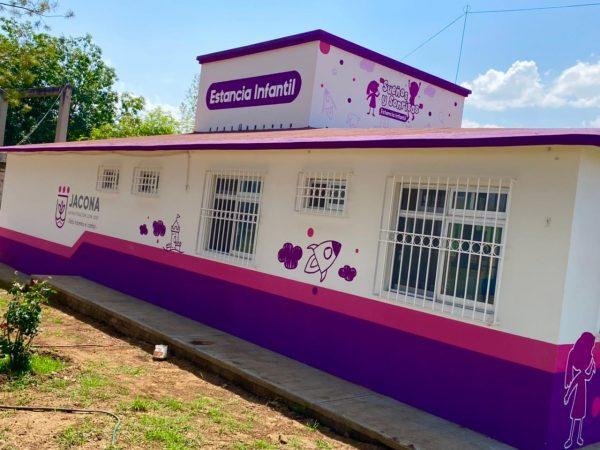 """Está por aperturar la Estancia Infantil """"Sueños y Sonrisas"""" en Jacona"""