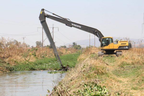 Advierten inundaciones si no dejan de tirar desechos en afluentes; limpiarán 80 km