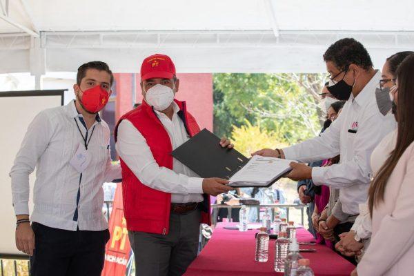 Morena y PT, en alianza por reivindicación de la izquierda en Michoacán: Raúl Morón