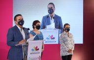 Logra Michoacán estabilizar epidemia de COVID-19; riesgo de rebrote, latente: Gobernador