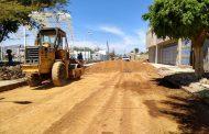 Rehabilitan en Jacona la calle Vasco de Quiroga