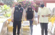 En Ixtlán realizan entrega de mobiliario educativo a escuelas del municipio