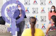 En el marco del Día Internacional de la Mujer, Ángel Macías reconoció a las mujeres de Ixtlán