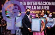 Garantizar protección absoluta a las mujeres, el compromiso: Silvano