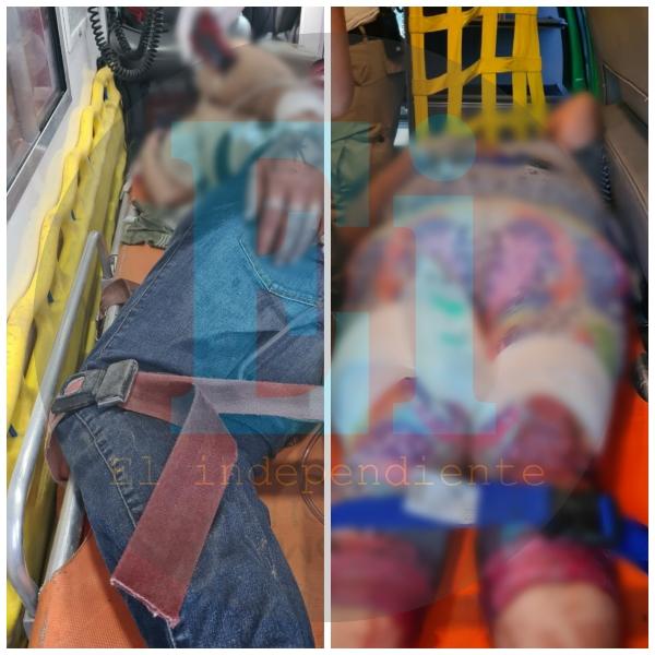 Delincuentes balean a dos mujeres y un hombre en Jacona