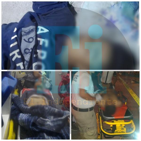 Un menor de edad muerto y dos jóvenes heridos tras ser baleados en Ario de Rayón