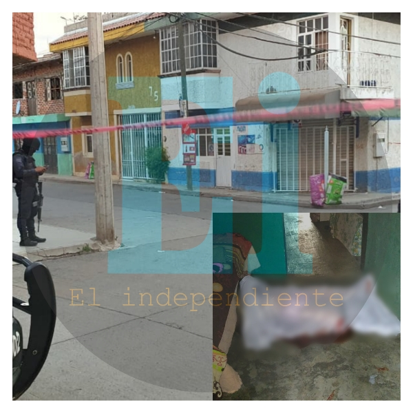 Joven mujer es asesinada en una vivienda de Jacona