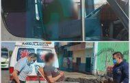 Atacan a dos choferes de camiones en Zamora; uno murió