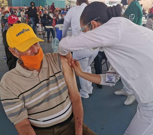 Iniciará aplicación de segundas dosis contra COVID-19 en LC, Hidalgo, Huetamo y Jacona
