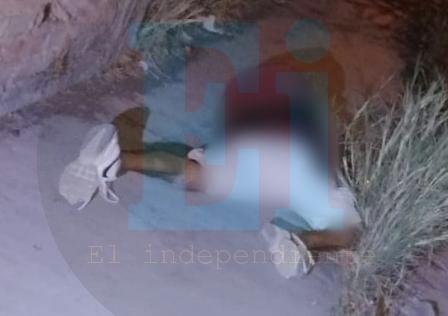 Pistoleros asesinan a un hombre en la colonia Los Sabinos