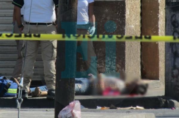 Joven es ultimado a tiros en las calles de la colonia El Porvenir