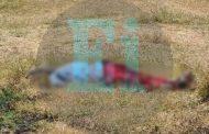 Localizan cadáver lapidado en predio de la colonia La Libertad