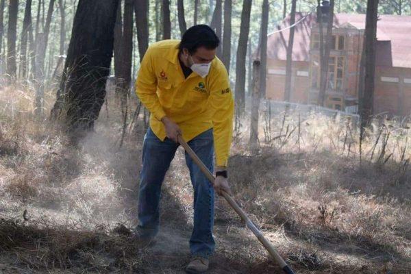 Temporada de incendios forestales será crítica, por fenómeno de la Niña