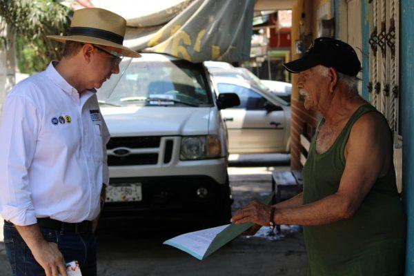 Es necesario generar acciones que efectivamente logren el bienestar de la gente: Enrique Godínez