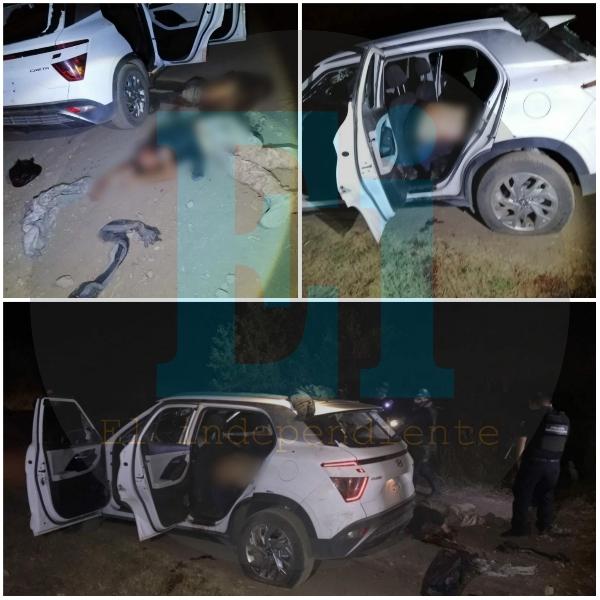 5 muertos deja enfrentamiento a balazos en Tangamandapio