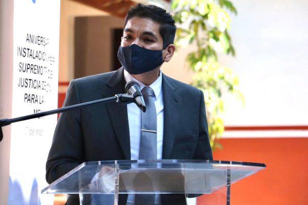 Urgente la intervención del gobierno del estado para resolver conflicto en Santa Fe de La Laguna: Arturo Hernández