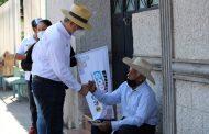 Fundamental el contacto con la ciudadanía: Enrique Godínez