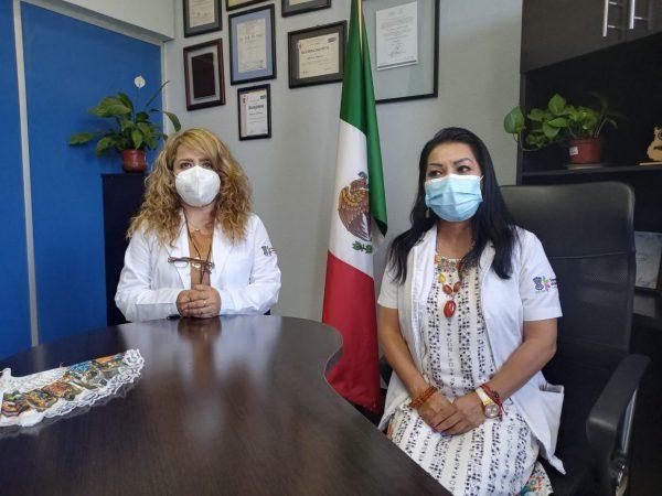Después del 18 de abril esperan repunte en contagios de COVID- 19: Dra. Mosqueda