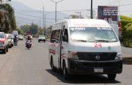 Piden a transportistas no dejar pasar programa Borrón y Cuenta Nueva