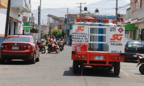 Tanque de gas LP ya rebasó los 700 pesos para consumo familiar