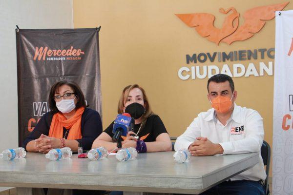 Medidas para castigar feminicidio deben ser más drásticas: Mercedes Calderón