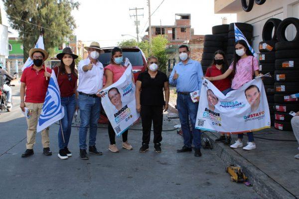 Necesario pasar del discurso a los resultados medibles y palpables: Enrique Godínez