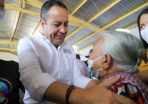 No permitiré agresiones a mujeres : Carlos Herrera