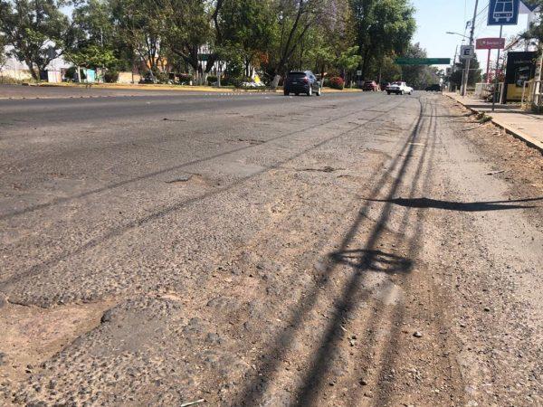 En Jacona iniciará la rehabilitación completa de la Calzada Jacona en los próximos días