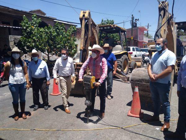 Plaza El Limón de Ixtlán tendrá obra que conectará con importantes vialidades