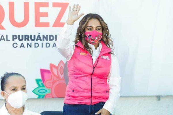 A dignificar la política con campañas de respeto y propuestas viables, llama Julieta López