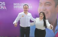 Se suma coordinadora de alcaldes de Morena a campaña de Carlos Herrera