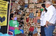 Comerciantes de Jacona se suman al proyecto de Marce Reyes