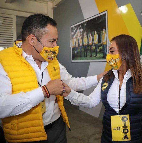 Debates demuestran que Carlos Herrera es el mejor perfil para gobernar: Julieta López