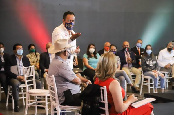 En debate del IEM hoy, Carlos Herrera demostrará nuevamente capacidad y experiencia: PRD