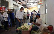 Mercados municipales impulsan productividad y comercialización de productos: Enrique Godínez