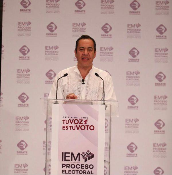 No dejaremos el Gobierno en manos de los peores: Carlos Herrera