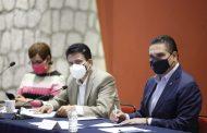 Fortalecen coordinación para garantizar elecciones seguras en Michoacán