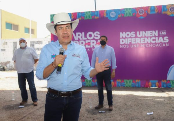 Emprendimiento será pilar en mi proyecto de gobierno: Carlos Herrera