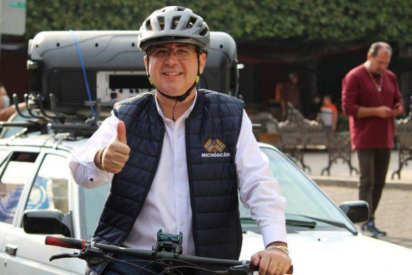 Importante el tema del cuidado ambiental, debe ser prioritario: Enrique Godínez.