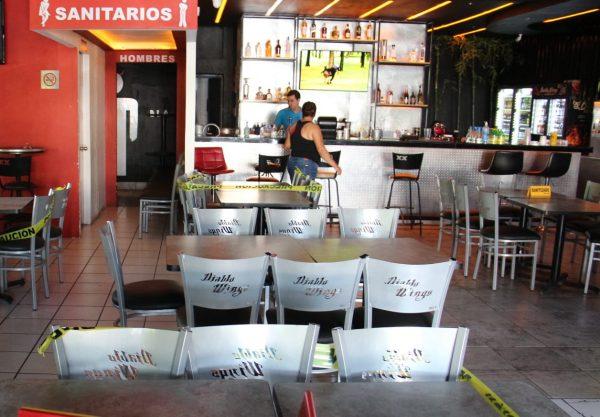 Baja la cantidad de comensales en restaurantes por crisis económica