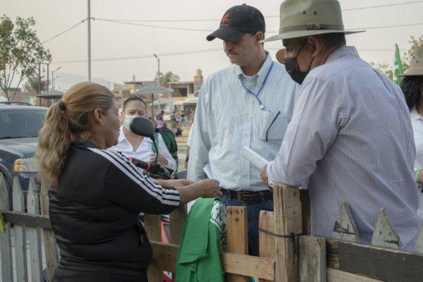 Zamoranos cansados de políticos sin resultados: David Martínez Gowman