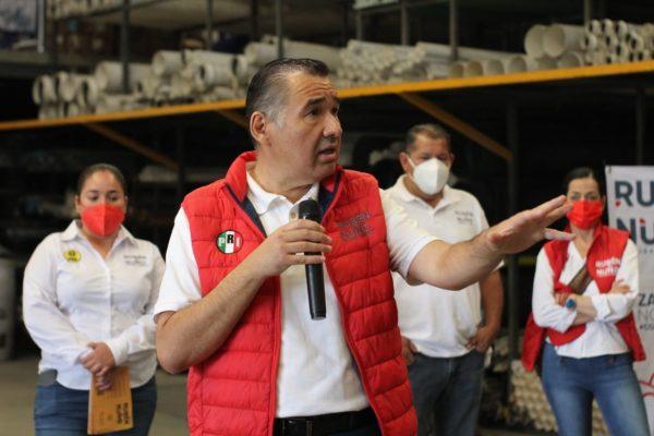 El verdadero cambio en Zamora lo vamos hacer nosotros: Rubén Nuño