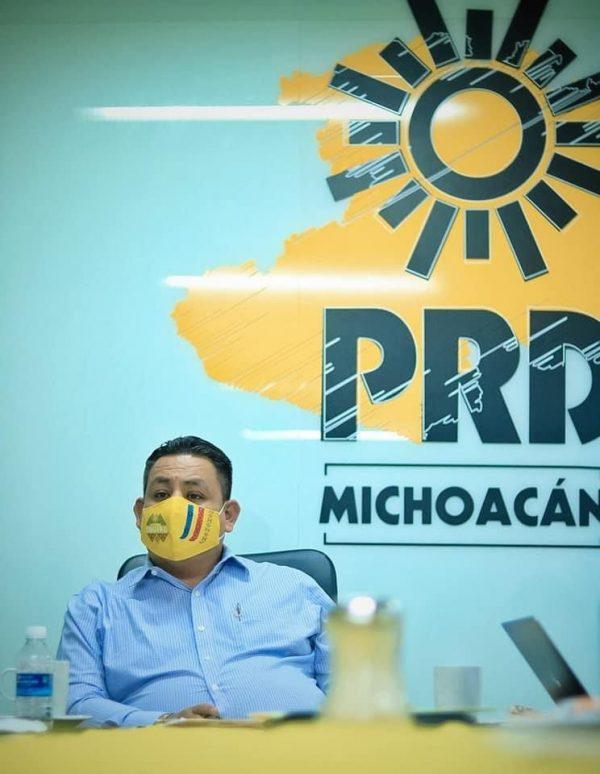 "Reprueba PRD ""trueque"" en Trife para favorecer a Morena en Michoacán"