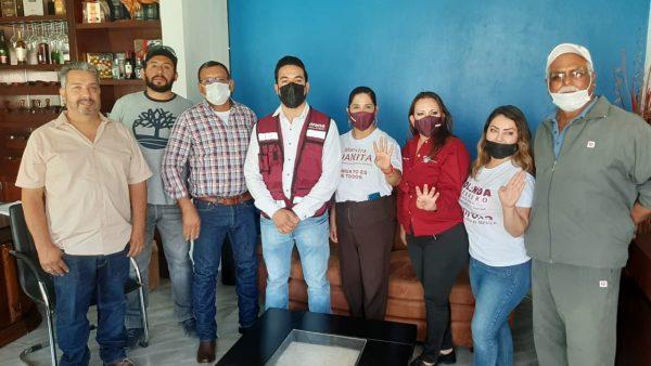 Productores de Tanhuato y Yurécuaro, apuestan al proyecto de Yolanda Guerrero
