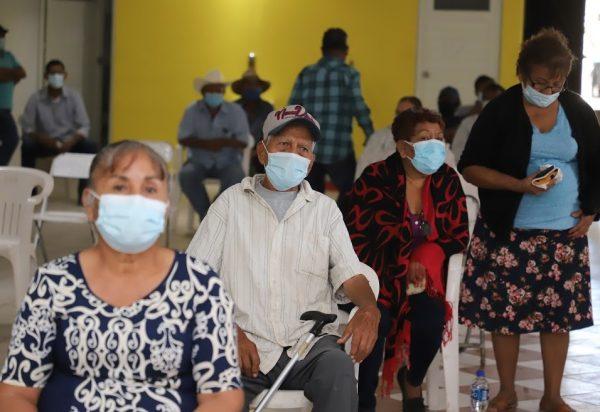Registra Michoacán 3 mil 615 defunciones de adultos mayores de 60 años por COVID-19