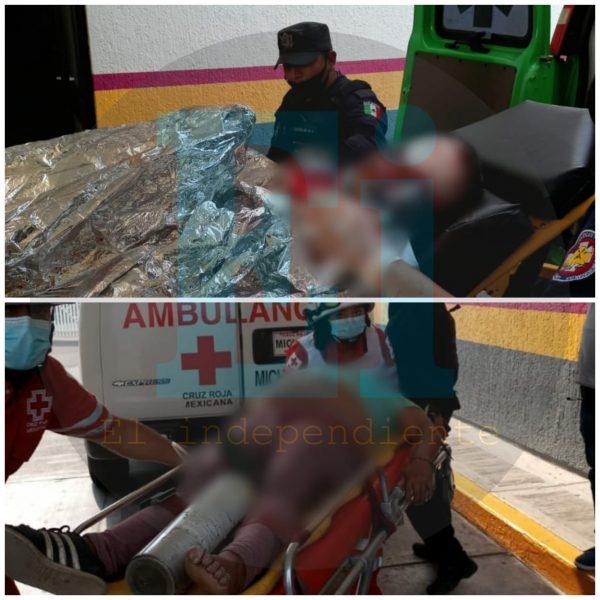Pareja grave tras ser baleada en una tienda de abarrotes de la 20 de Noviembre