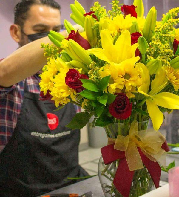 Floristas de Zamora plantean realizar una escuela de diseño floral artístico