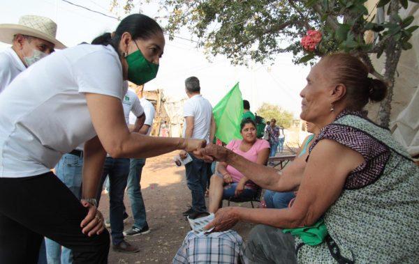 Marce Reyes encabeza el proyecto ganador en Jacona